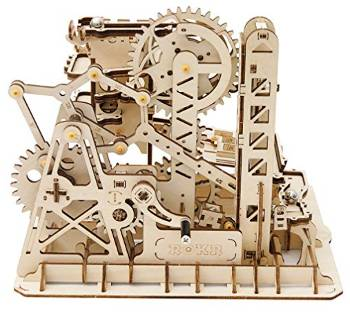 Marble Run Kit 3D Wooden Puzzle