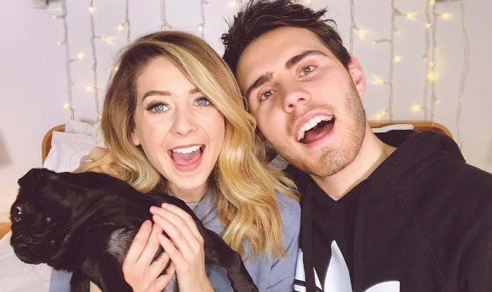 Alfie Deyes and Zoella - Youtube Couples