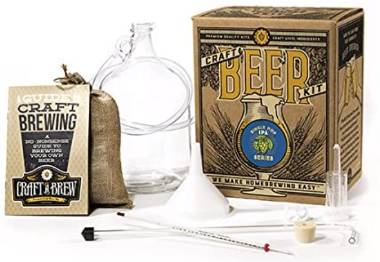 Complete Beer Brewing Kit