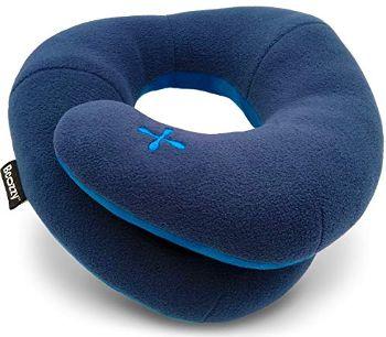 Full support travel pillow