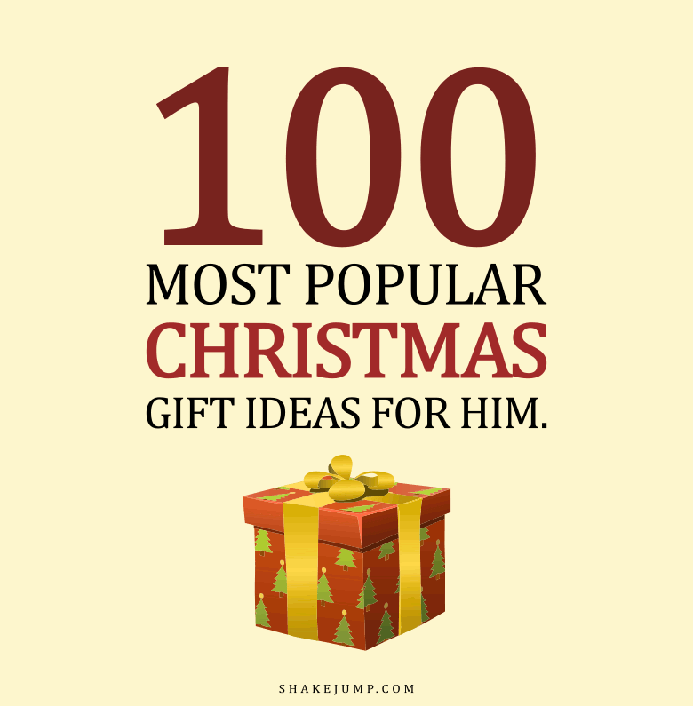 TOP 100 Christmas Gift Ideas For Your Husband (OR) Boyfriend – 2020 Gift Guide
