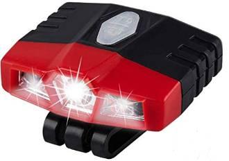 Portable Clip-On Cap Light