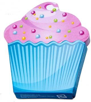 Cupcake Sticky Notes