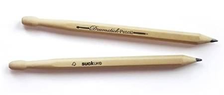 Drum stick pencils