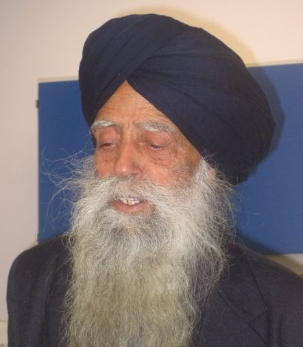 Fauja Singh - Marathon runner at 101 years of age