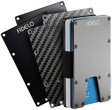Fidelo 3-in-1 wallet