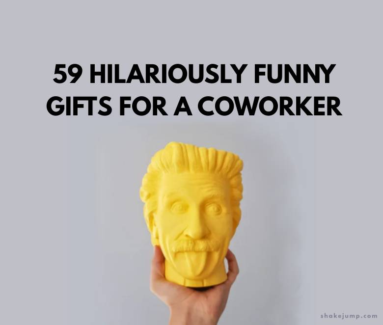 59 Funny Gifts For Coworkers That Are Actually Useful!