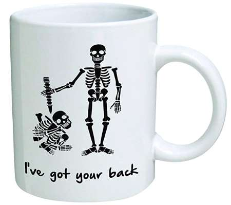 I've Got Your Back Mug