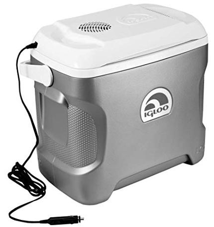 Igloo portable thermoelectric cooler