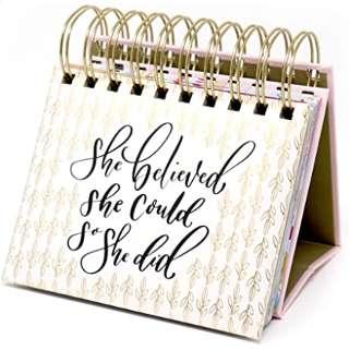Inspirational perpetual calendar