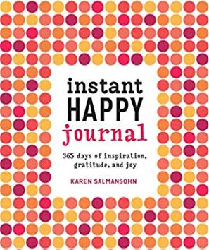 Instant happy journal - gift idea