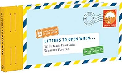 Write now, read later letters
