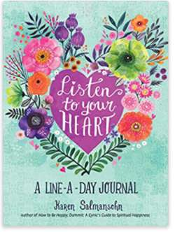 Listen to your heart journal
