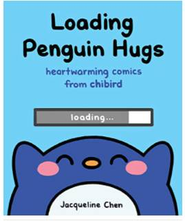Loading penguin hugs book
