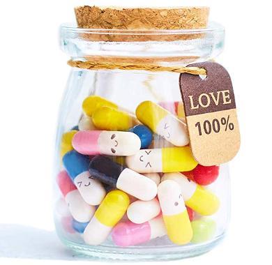 Tiny Love capsules