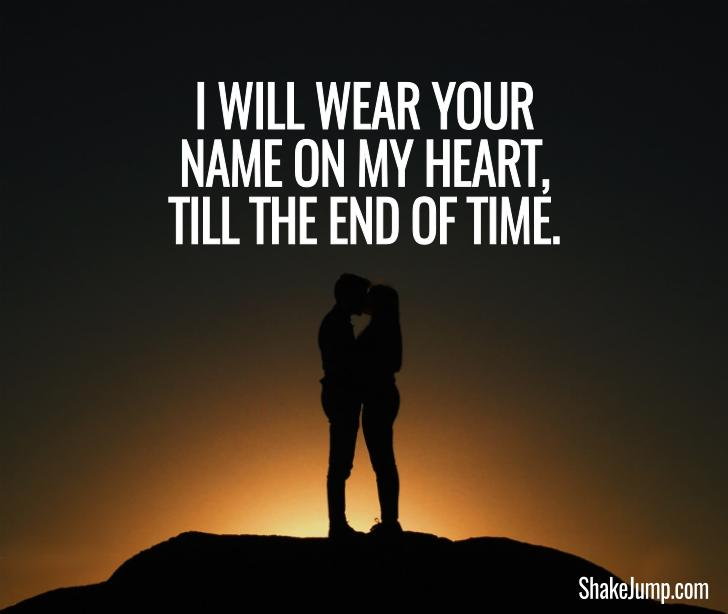 50 Love Quotes That Will Make Him Feel Special – Shake Jump!