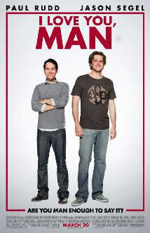 Love you man movie poster