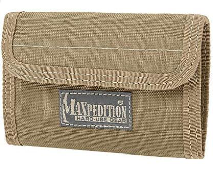 Maxpedition spartan nylon wallet