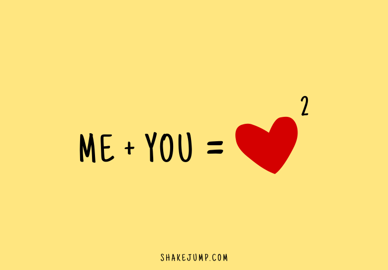 Me + You = Love Squared