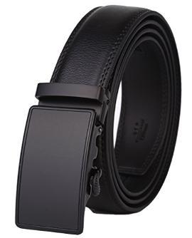 Slide buckle belt