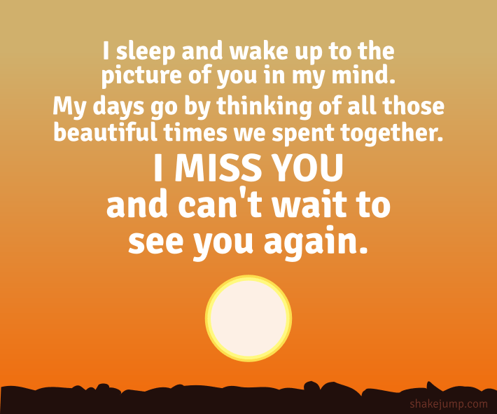34 I Miss You Quotes For Your Husband Or Boyfriend Shake Jump