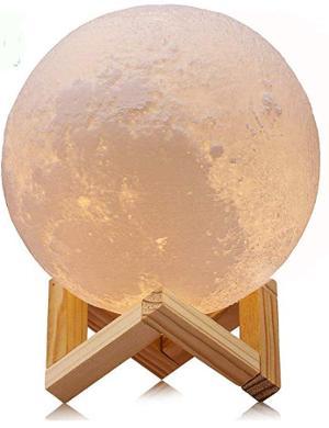 Moon light bulb
