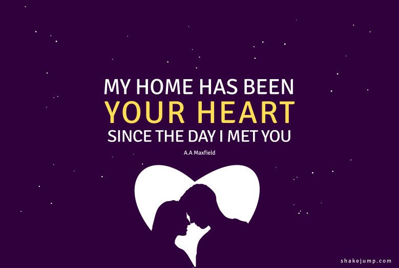 45 'Since I Met You' Quotes That Are Super Romantic