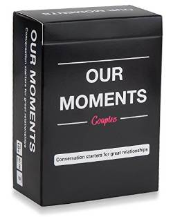 Our Moments – Card Game for Couples
