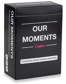 Our moments romantic game for couples