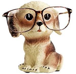 Cute Dog Shaped Spectacle Holder
