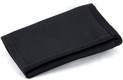 ROC Velcro nylon wallet