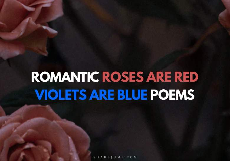 70 Roses Are Red, Violets Are Blue Poems & Messages (Super Romantic)