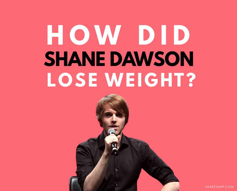 How Did Shane Dawson Lose Weight?