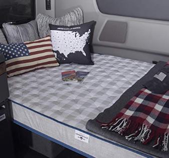 Semi truck mattress