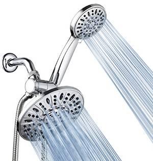 Spa shower head