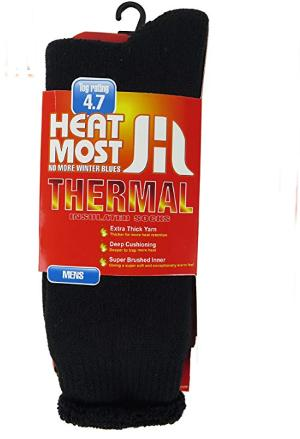 Thermal insulated socks