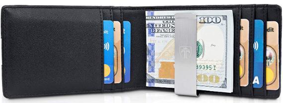 Travando Rio wallet