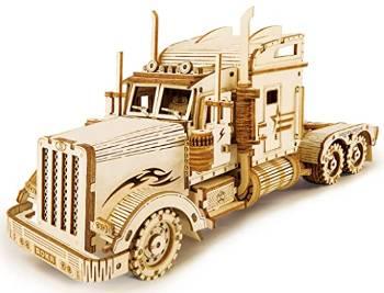3D Truck puzzle