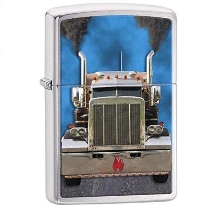 Zippo diesel truck ligther