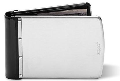 Zippo stainless steel wallet