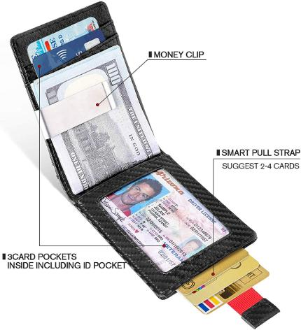 Zitali wallet open