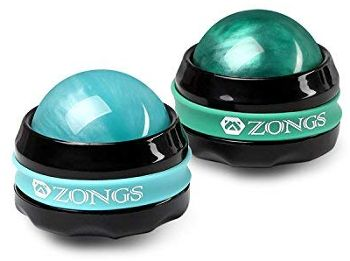Self roller massage balls